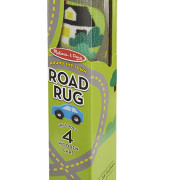Round the Town Road Rug & Car Set-3