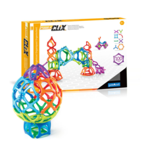 Guidecraft PowerClix - Award Winning Toys