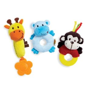 Soft Pals baby toys
