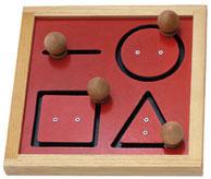 Geometric Tracking Board