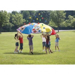 Parachute- educational toys
