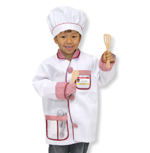 ChefCostume kid's educational toys