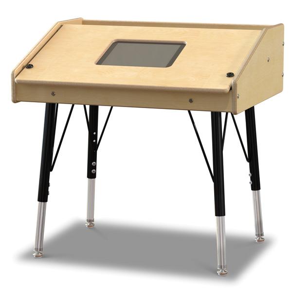 Jonti Craft® Single Tablet Table U2013 Stationary