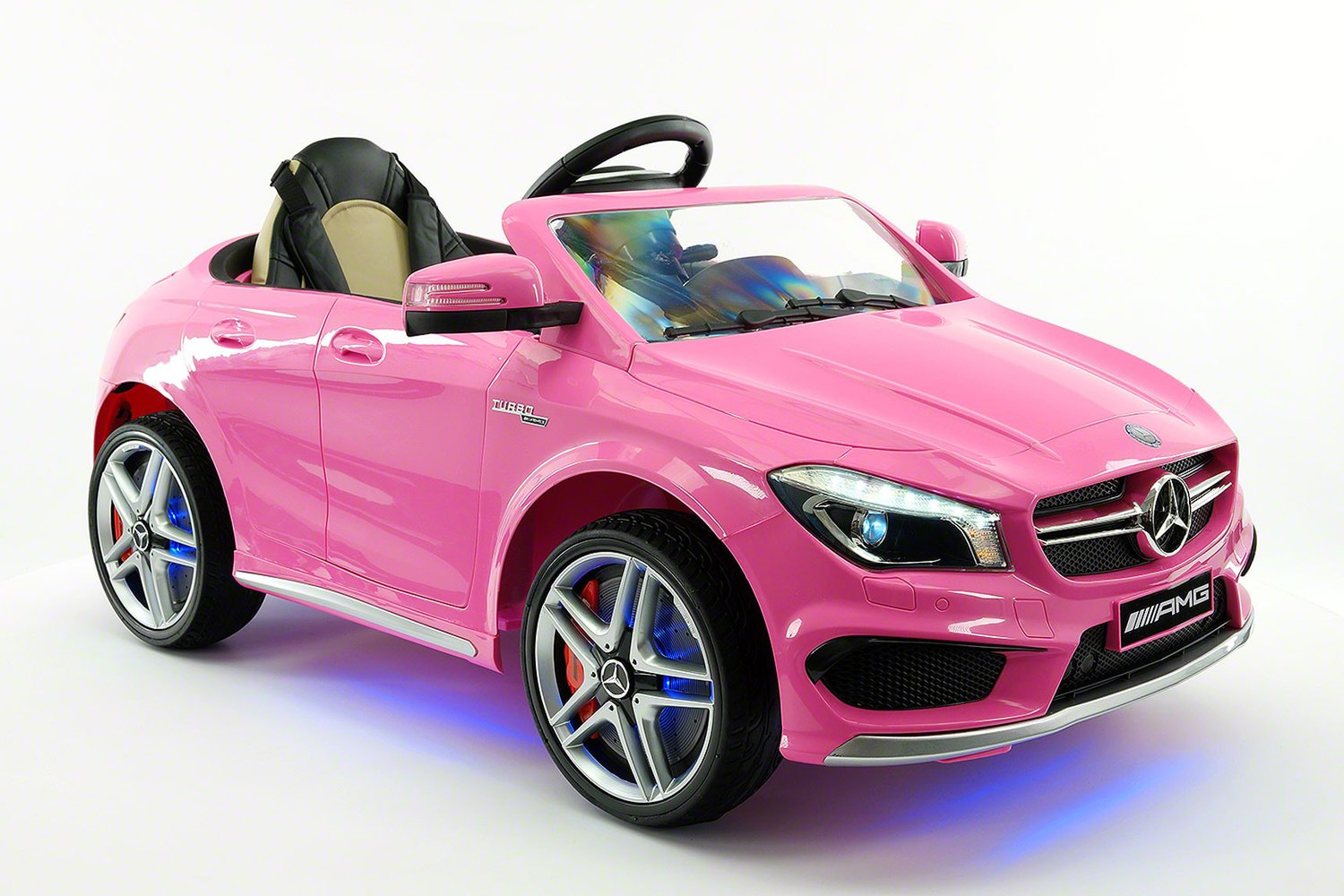 Licensed Mercedes Cla Amg Electric Kids Ride On Car