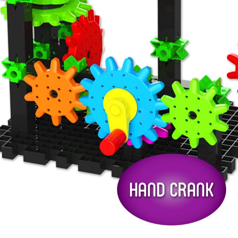 Techno Gears Marble Mania Zany Trax 2 0 Ygrowup Toys